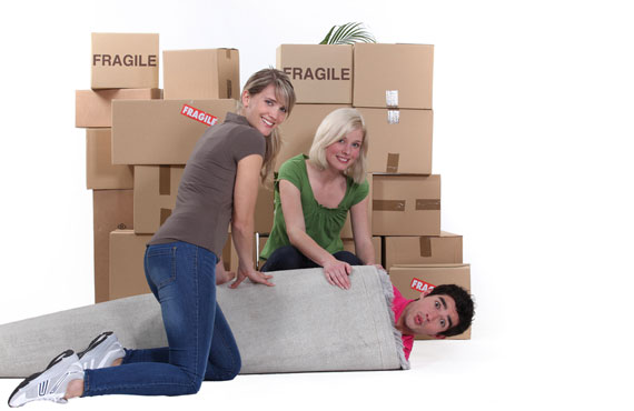 Friends Helping You Move in Halifax