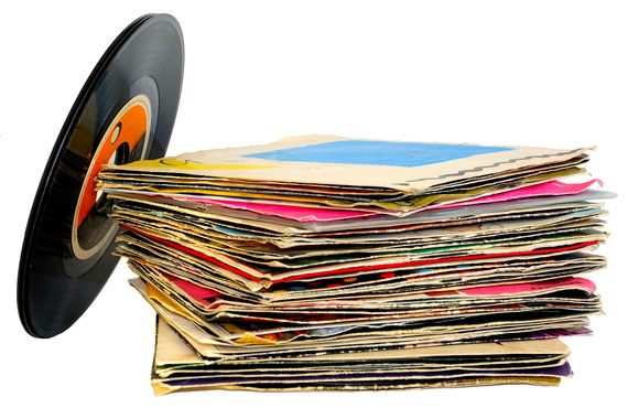 How to Pack Your Record Collection to take out of Halifax