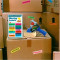 How Colour-Coding Makes Residential Moving Easier